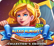 Alexis Almighty: Daughter of Hercules Collector's Edition