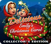 Delicious: Emily's Christmas Carol Collector's Edition