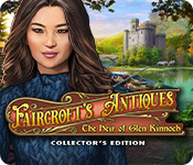 Faircroft Antiques: The Heir of Glen Kinnoch Collector's Edition