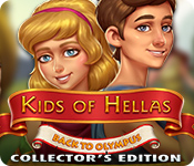 Kids of Hellas: Back to Olympus Collector's Edition