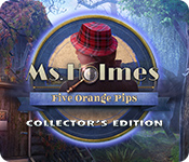 Ms. Holmes: Five Orange Pips Collector's Edition