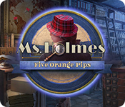 Ms. Holmes: Five Orange Pips