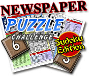 Newspaper Puzzle Challenge - Sudoku Edition