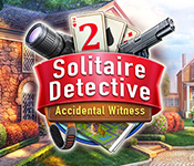 Solitaire Detective 2: Accidental Witness