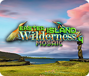 Wilderness Mosaic 4: Easter Island